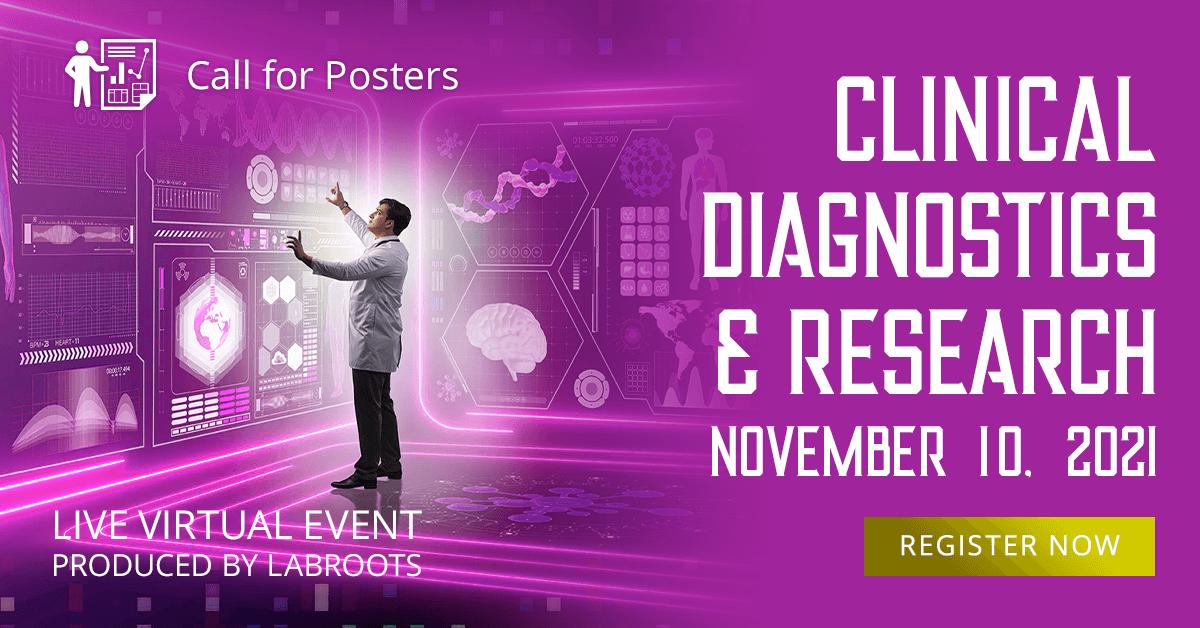 Clinical Diagnostics & Research 2021